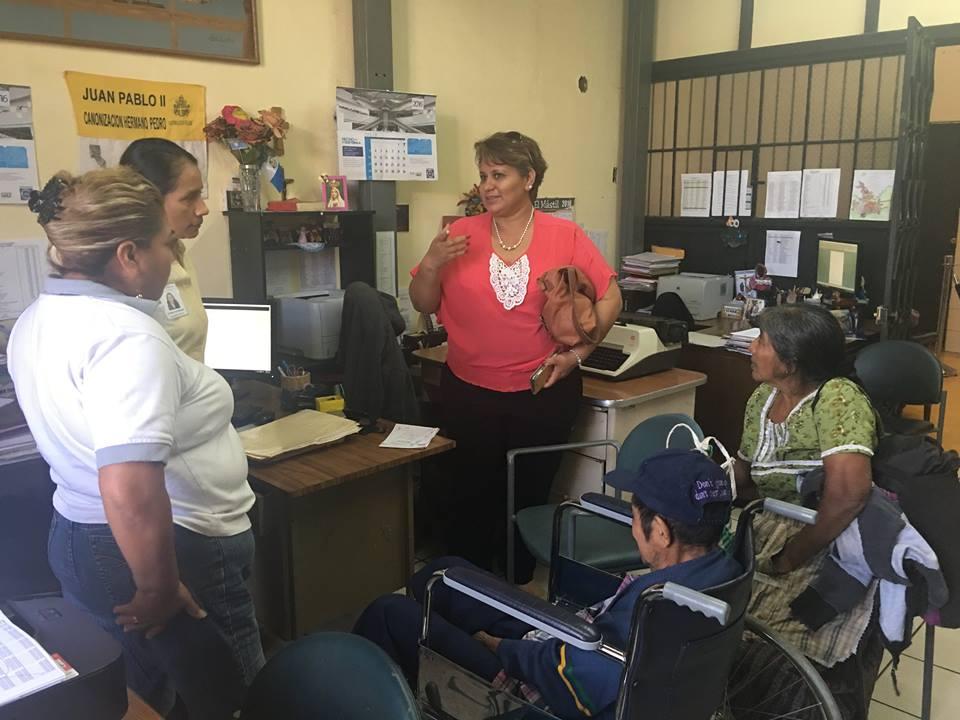 Segunda visita al hospital hermano pedro antigua guatemala municipalidad de taxisco - Oficina municipal del taxi ...